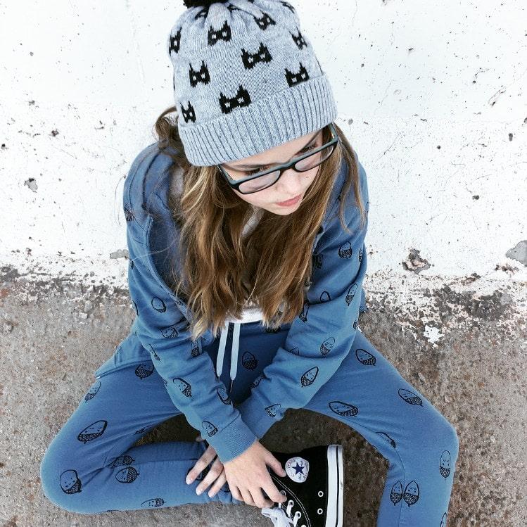 Tween fashion photoshoot