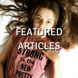 tween girl - featured articles