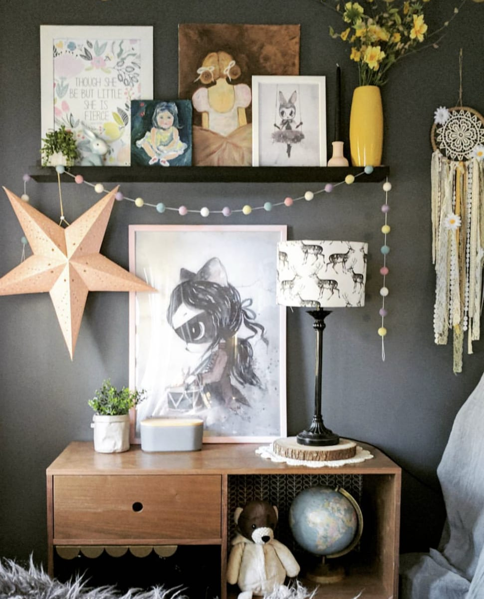 tween bedroom decor