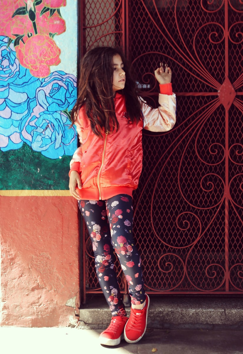 tween fashion photoshoot