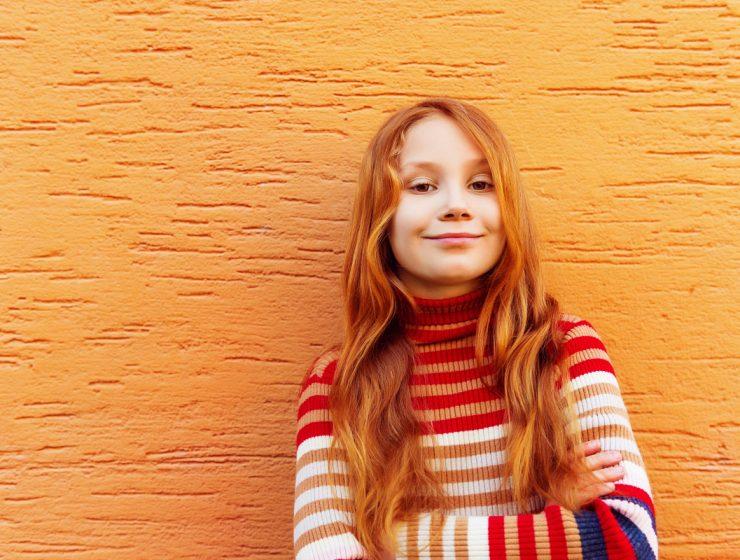 Girl smiling - benefits of homeschooling