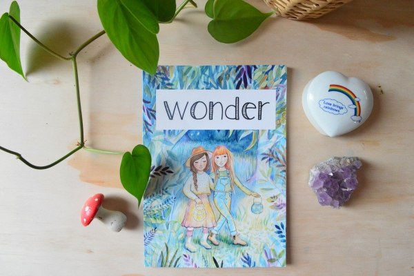Happy Hairbrush link to wonder subscription magazine