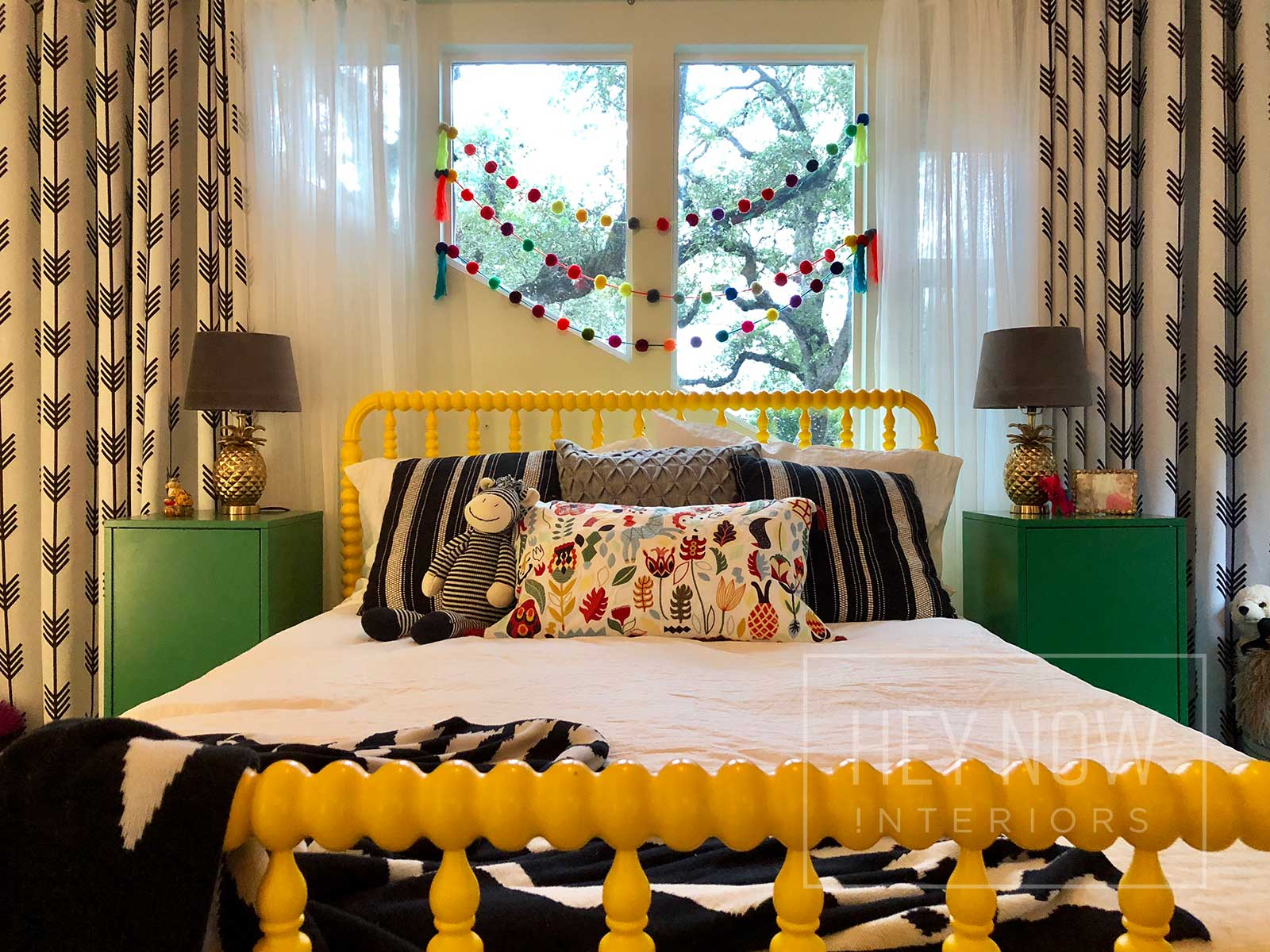 Hey now Interiors - Tween Bedroom Ideas