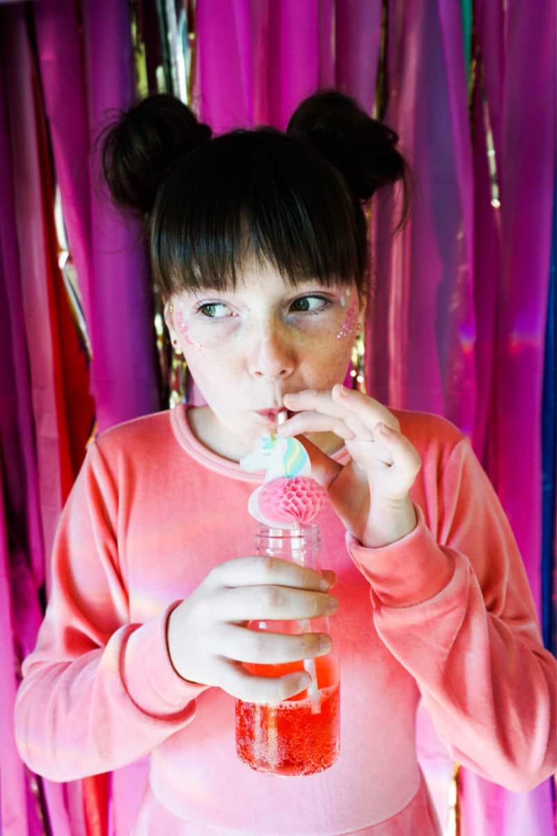 tween birthday party ideas - Slushies!