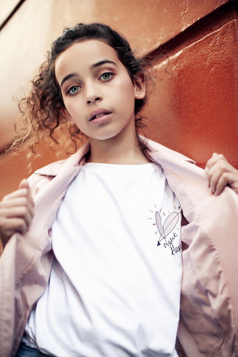 Girl wearing Tween Clothing Australia brand
