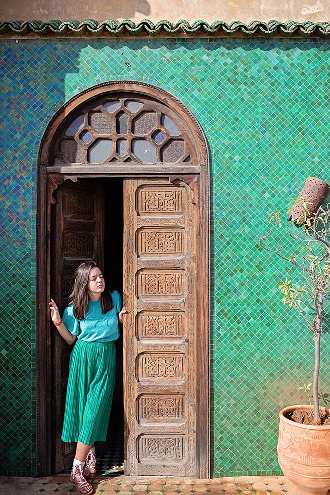 worldschooling in Morocco