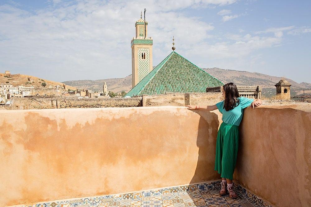 worldschooling in Fez