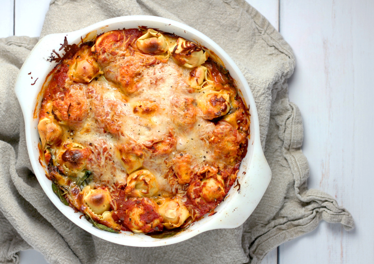 Tortellini Recipes - Bake