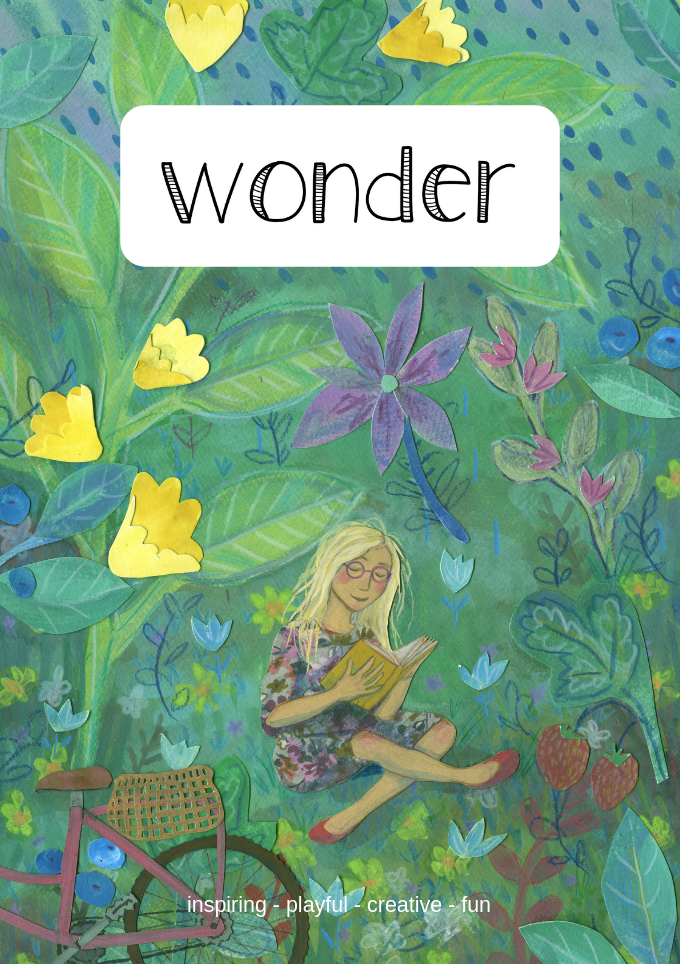 Wonder Magazine -Gift Ideas for Tweens
