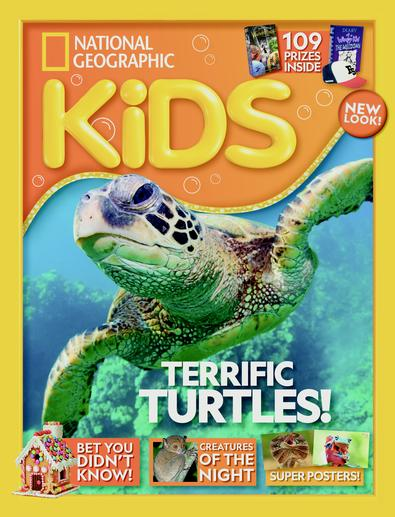 Kids National Geographic Magazine