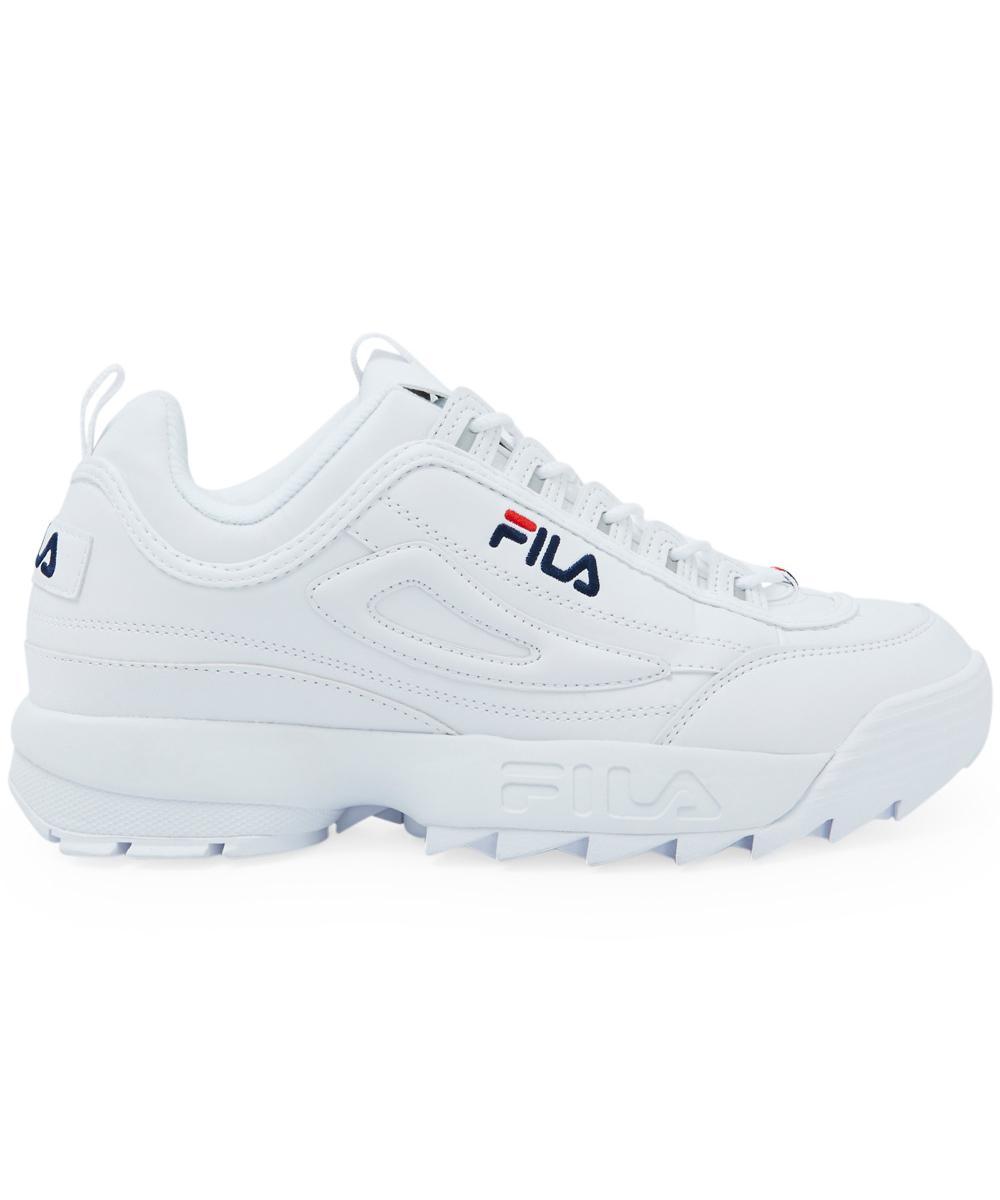 FILA Disruptor II White
