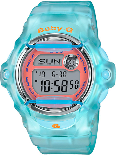 baby G watch -Gift Ideas for Tweens