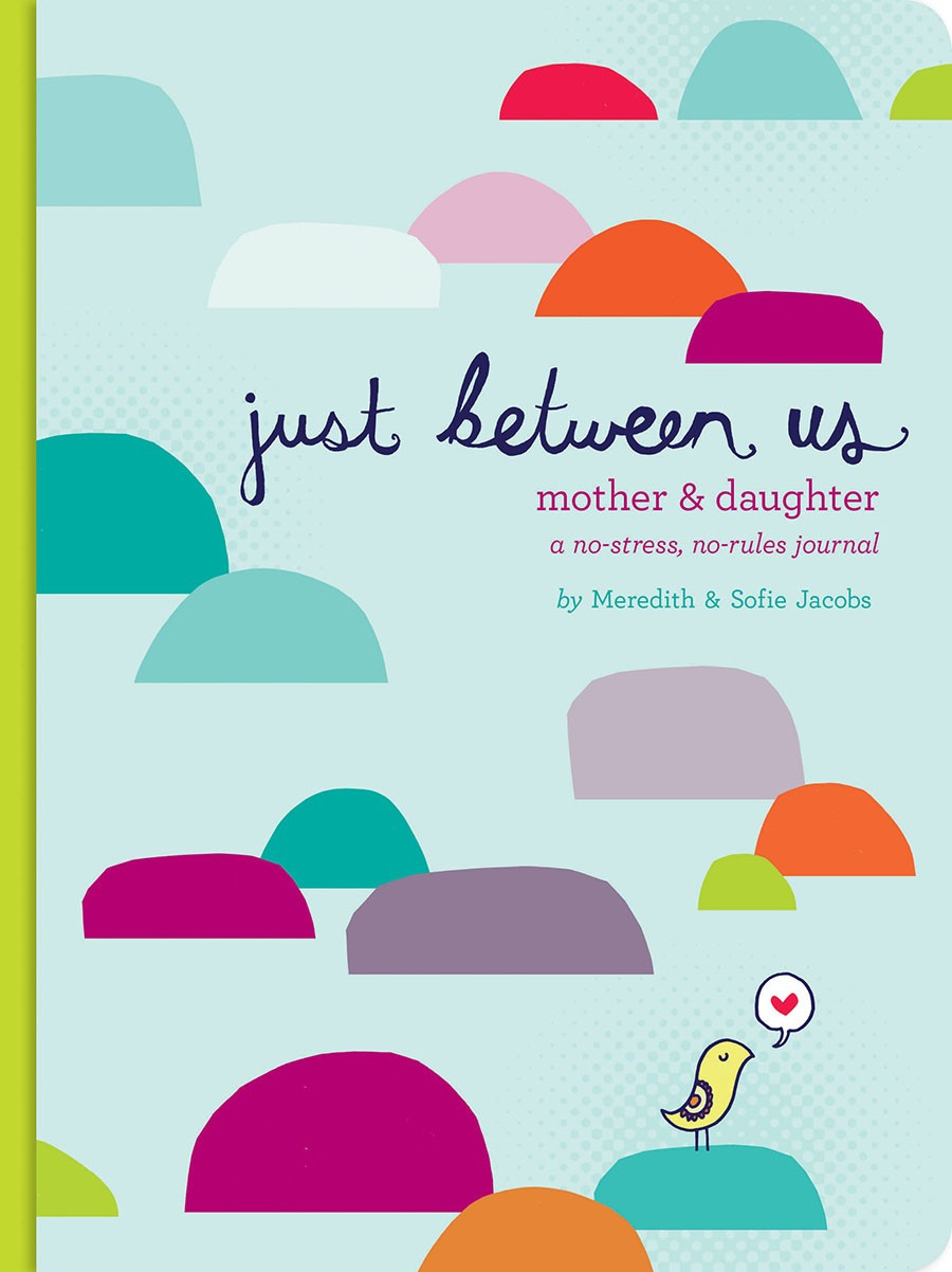 Mother and Daughter Journal - Just Between Us