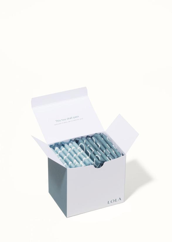LOLA ultra thin pads