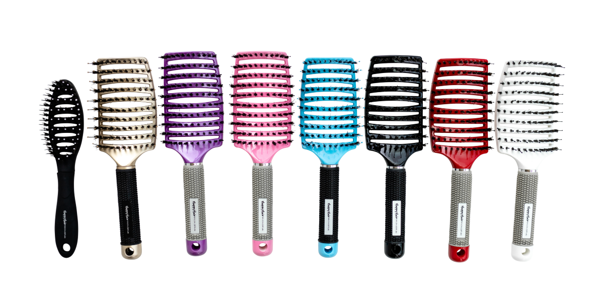 happy hair brushes