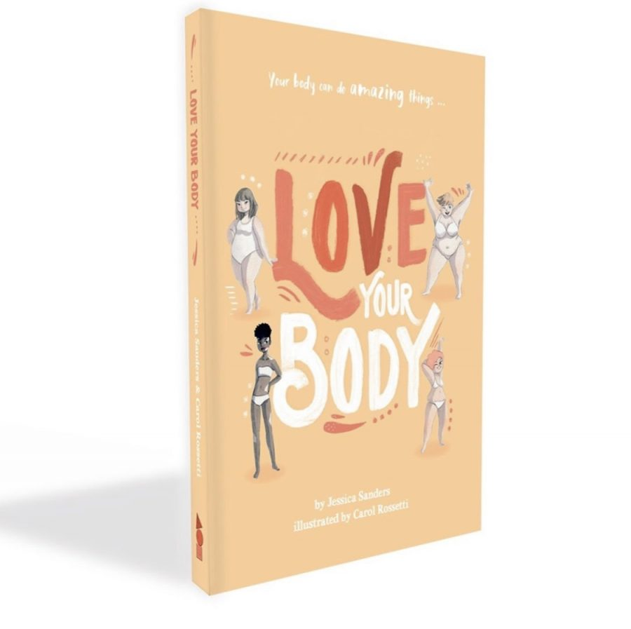 Love Your Body - books for teens