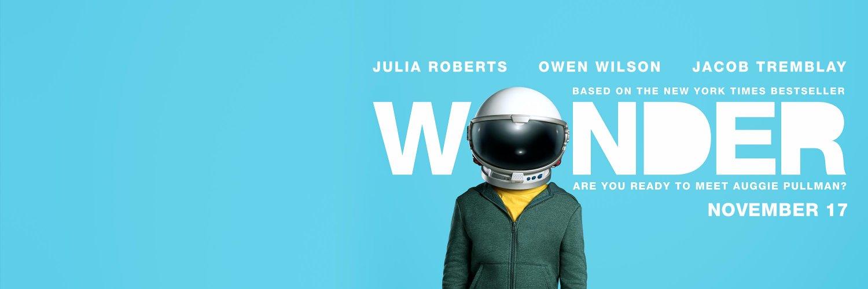 wonder movie poster