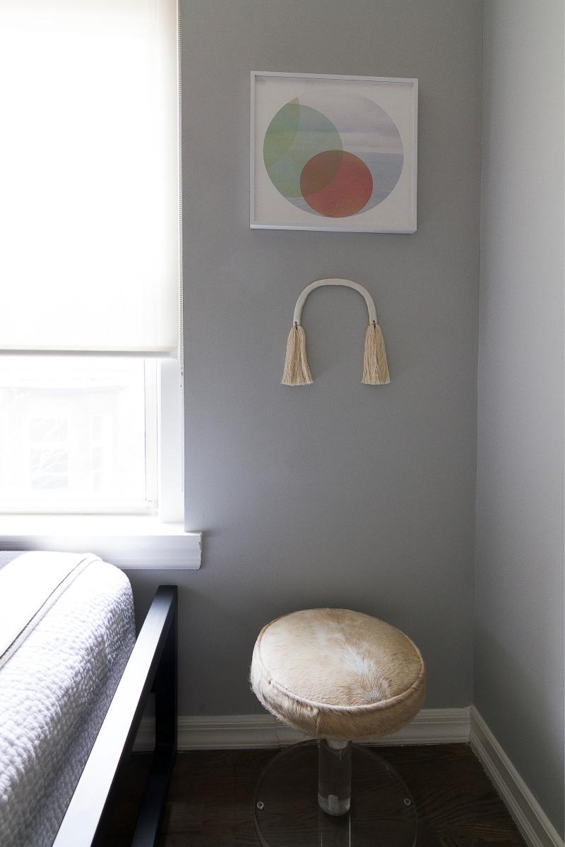 Corner of Henry's Room