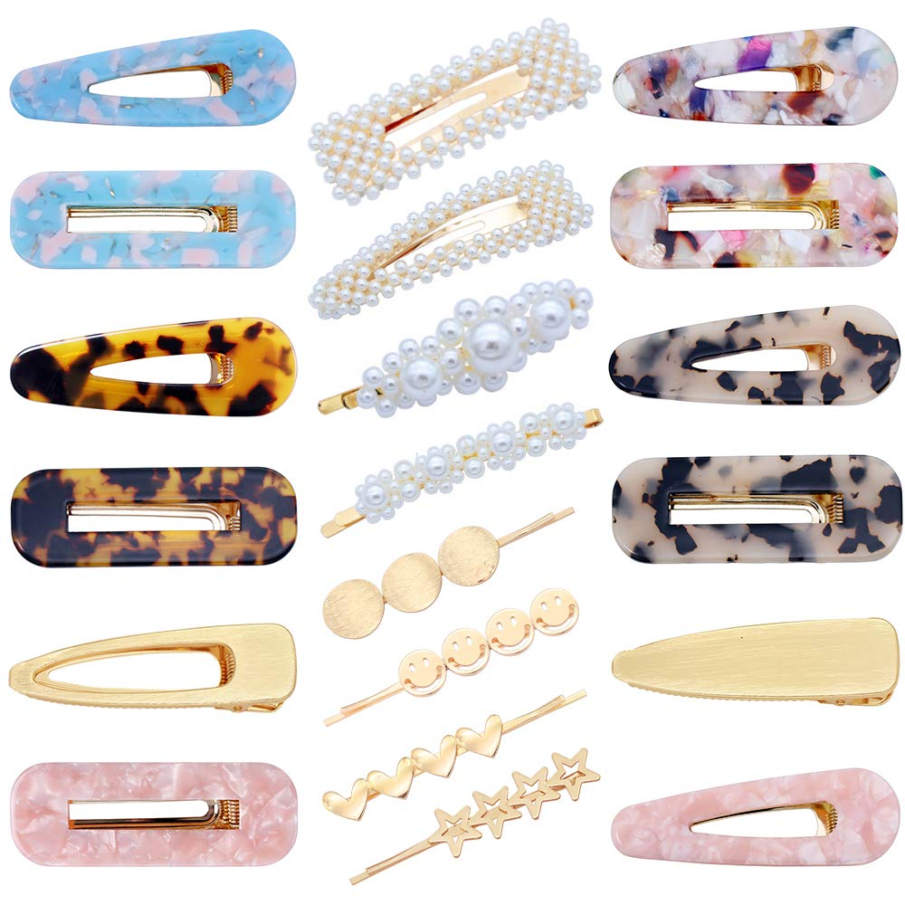 Gift ideas for teen girls - hair clips