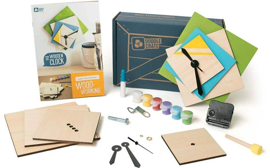 subscriptions for teens: Kiwi Co Doodle Crate