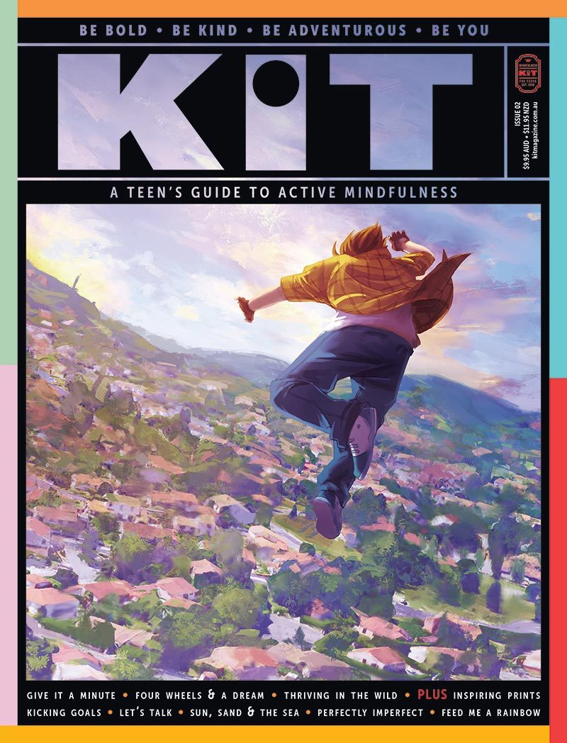 kit magazine - Gift Ideas for teens