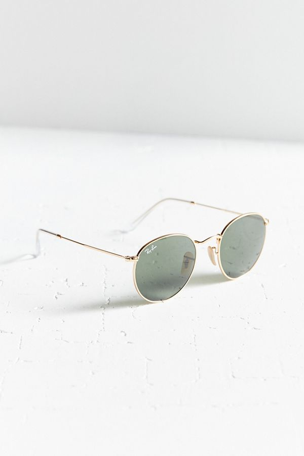 Gift ideas for teens: Ray-Ban round metal classic sunglasses