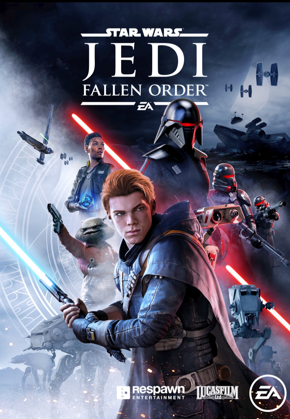 Stars Wars Jedi Fallen Order playstation