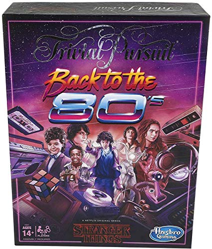 Trivial Pursuit Stranger Things