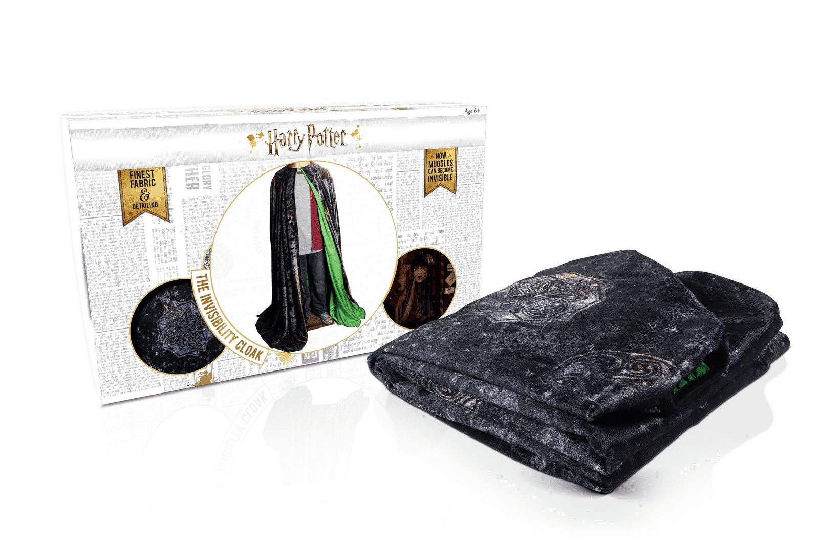 Gift ideas for tweens - harry potter invisibility cloak