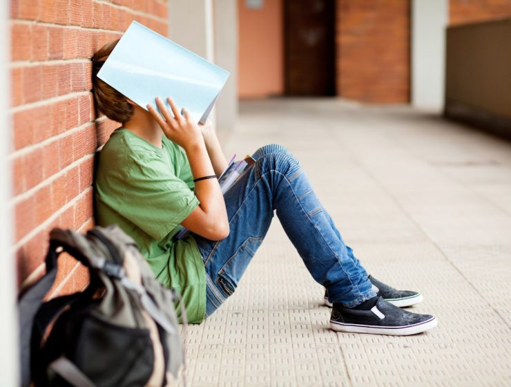 Help tween deal with stress